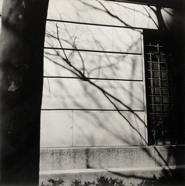 Bruce Cratsley, 'Metropolitan Museum Wall', 1985, Photography, Gelatin silver print, ClampArt