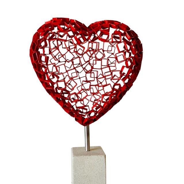 Rainer Lagemann, 'Diamond Love (red)', 2019, DTR Modern Galleries