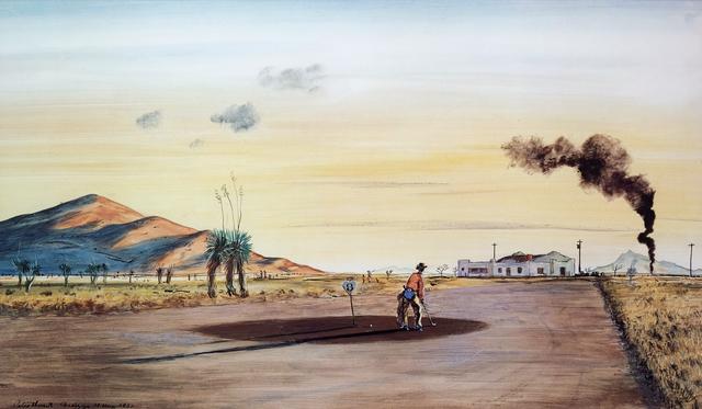 , 'Carizozo, NM,' 1950, Addison Rowe Gallery