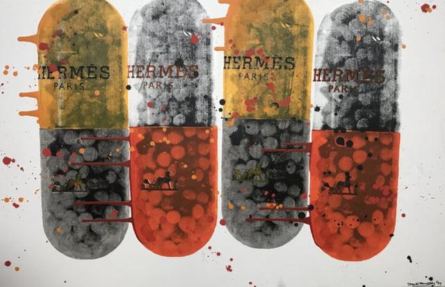 Shawn Kolodny, 'SIDEWAYS', 2017, Marcel Katz Art