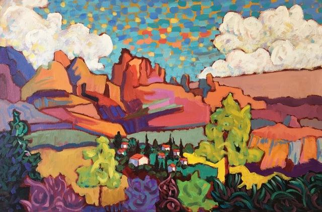 , 'Sedona Oasis,' 2017, Bonner David Galleries