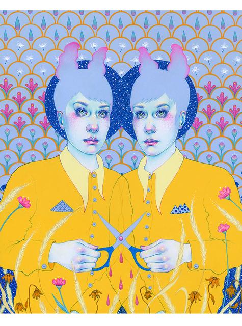 , 'Symbiosis,' 2018, Spoke Art