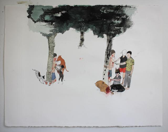 , 'Sem título [Untitled],' 2015, Casa Triângulo