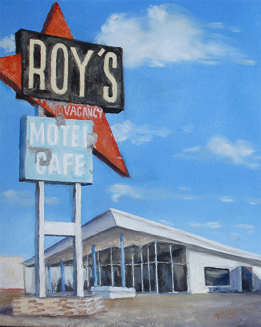 , 'Roy's,' 2019, Joshua Tree Art Gallery