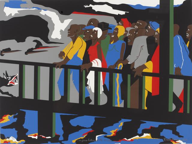 Pintura: Jacob Lawrence