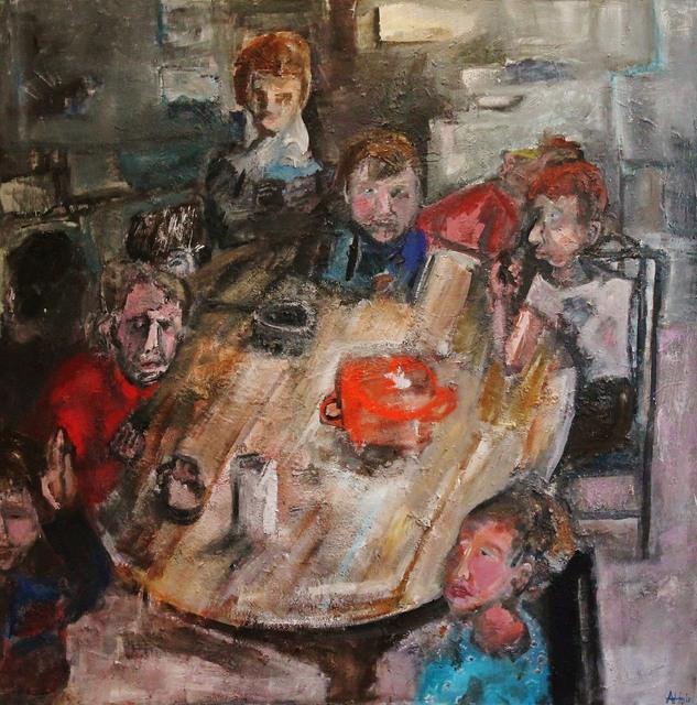 , 'Dinnertime ,' 2016, Castlegate House Gallery