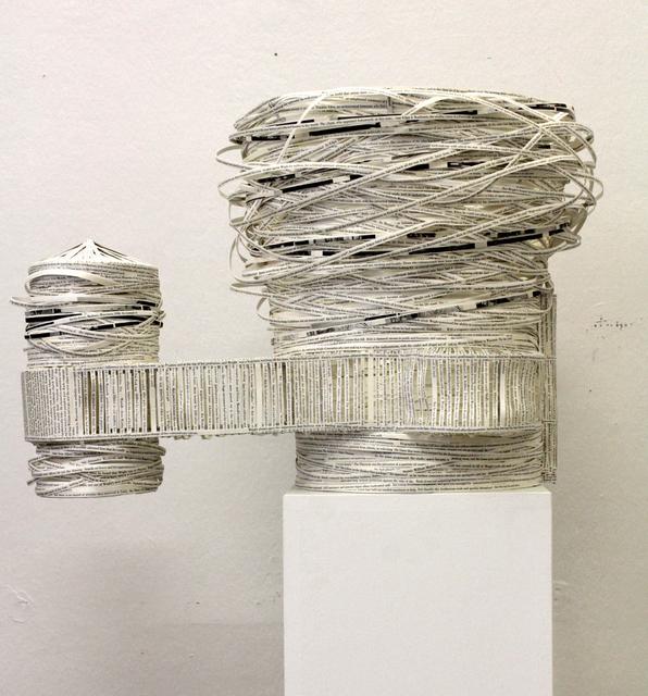 , 'Architekturdiskurs - FL Wright,' 2017, Mario Mauroner Contemporary Art Salzburg-Vienna