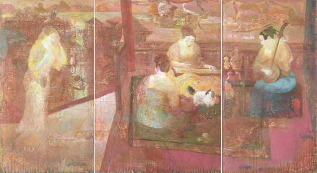 Leng Hong 冷宏, 'Red House', 2003, Crossing Art