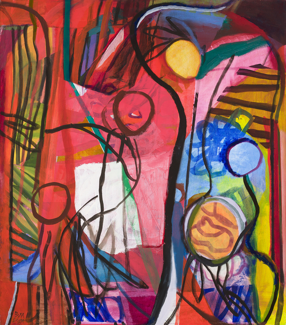 , 'An Eclipsed Spring,' 2017, Hollis Taggart
