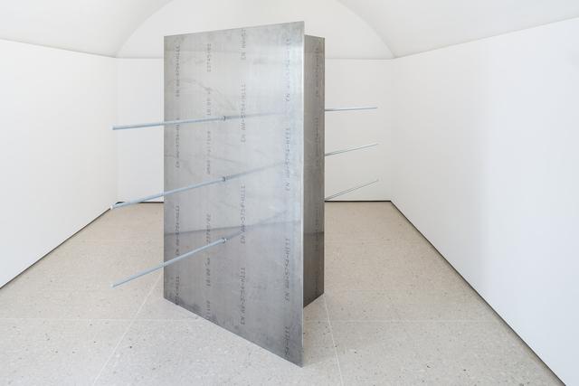 , 'Konstrukt Vol.3,' 2017, Mario Mauroner Contemporary Art Salzburg-Vienna