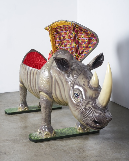 , 'Rhino,' 2016, Ever Gold [Projects]