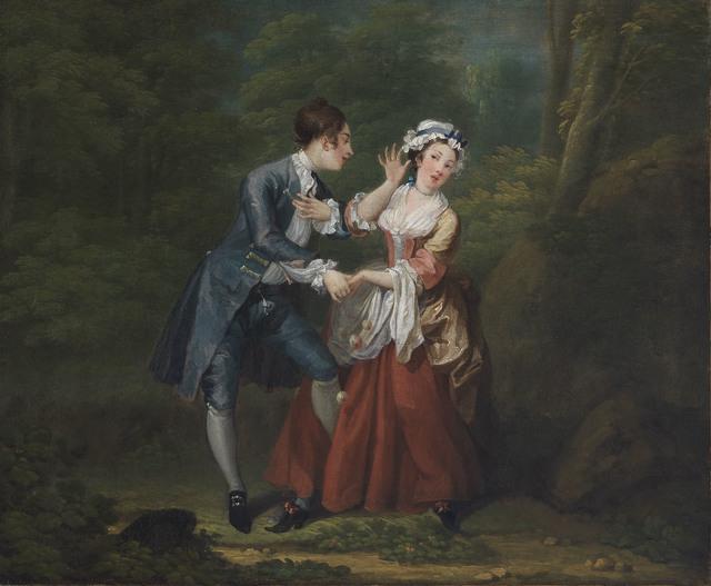 , 'Before,' ca. 1734, Kimbell Art Museum
