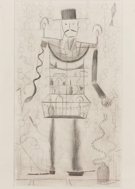 , 'Drugstore Cowboy,' 2018, Galerie Zink