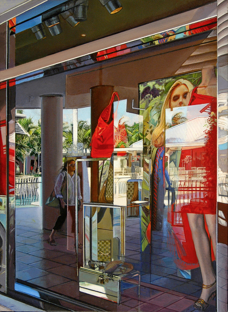 , 'Linda at Waterside Shops, Naples, FL,' 2013, Louis K. Meisel Gallery