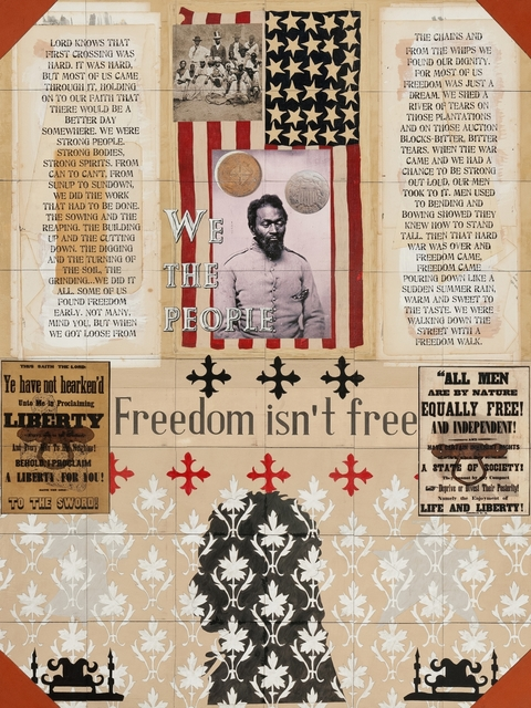 , 'Freedom Isn't Free,' , Zenith Gallery
