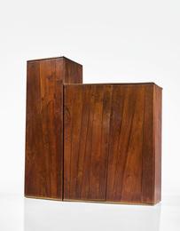 Wharton Esherick, 'Two Part Wardrobe,' 1954, Sotheby's: Important Design