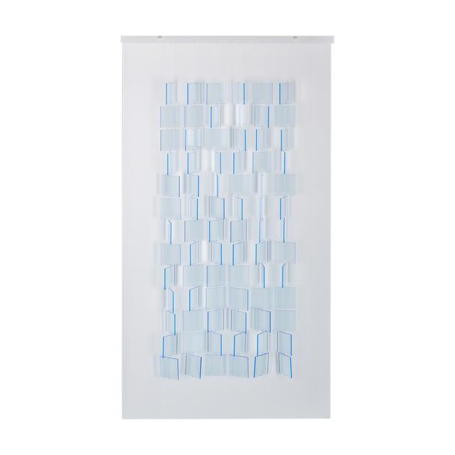 , 'Mobile Bleu Translucide,' 2017, RGR+ART