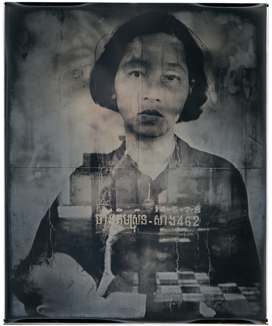 , 'Mother and Child, Tuol Sleng Genocide Museum, Cambodia,' 2015, Lisa Sette Gallery