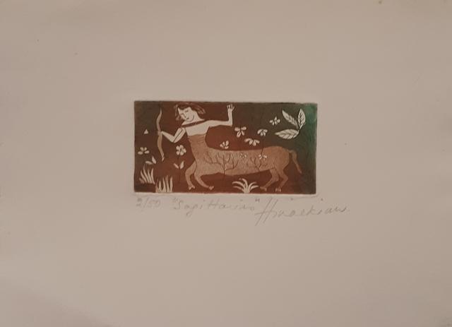 Peggy Hinaekian, 'Sagittarius', Late 20th Century, Ethos Contemporary Art