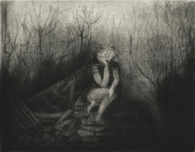 , 'The Miraculous Journey of a Little Vixen II,' 2014, Pratt Contemporary