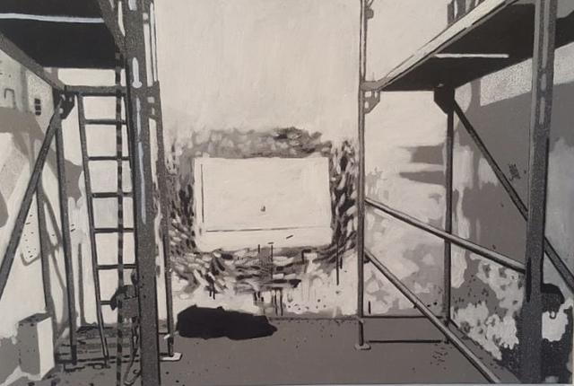, 'Cela Interior,' 2018, MOV'ART Gallery