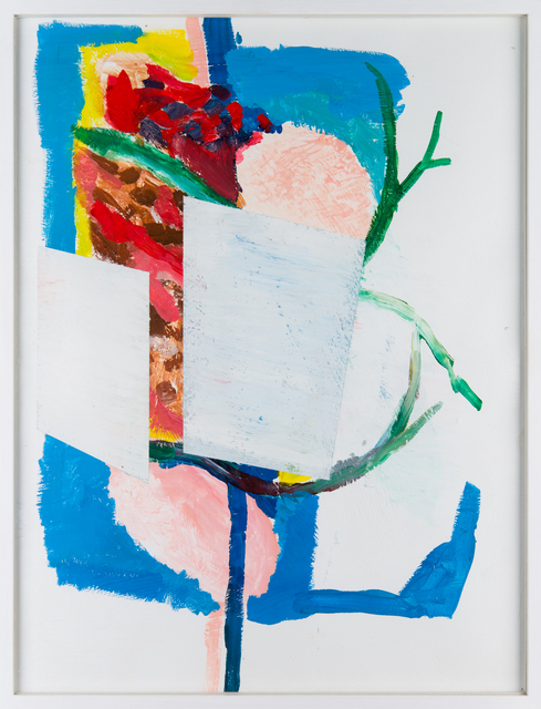 , 'Le jardin en californie,' 2014, Anne Barrault