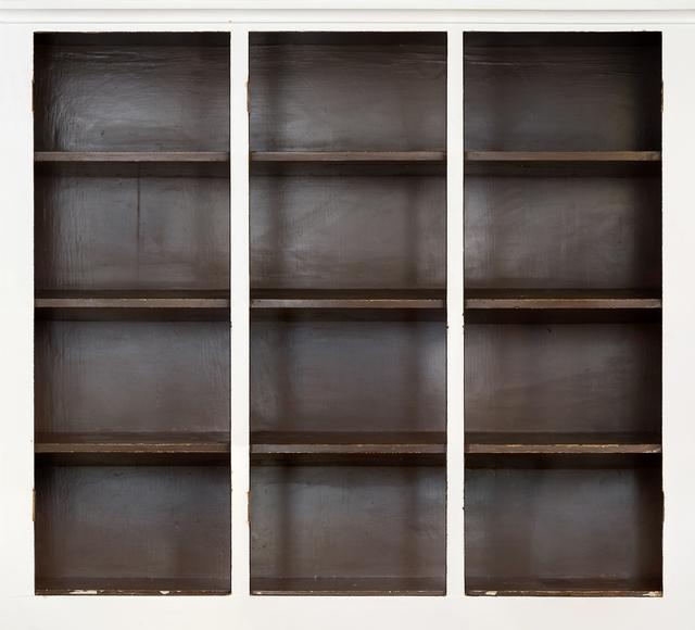 , 'Cabinet,' 2013, Elizabeth Leach Gallery