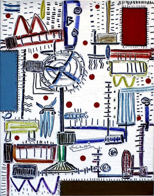 , 'My dream,' 2004, Galerie Pici