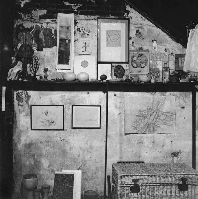 , 'Untitled (Fulton Street Studio [I]),' ca. 1953, Gagosian