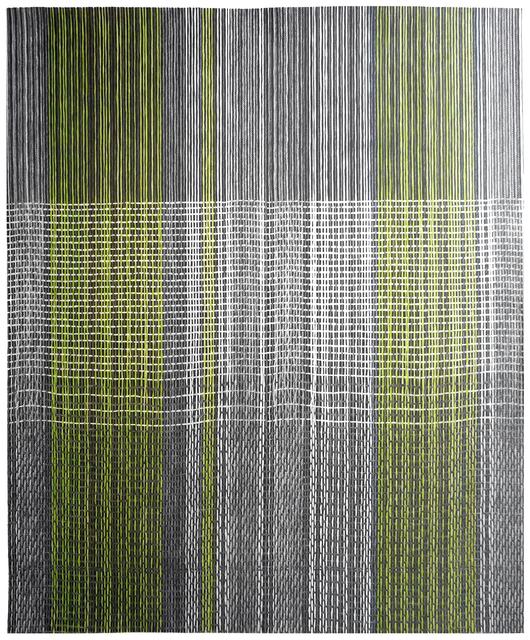, 'Telares (Looms) No. 1,' 2016, Puerta Roja