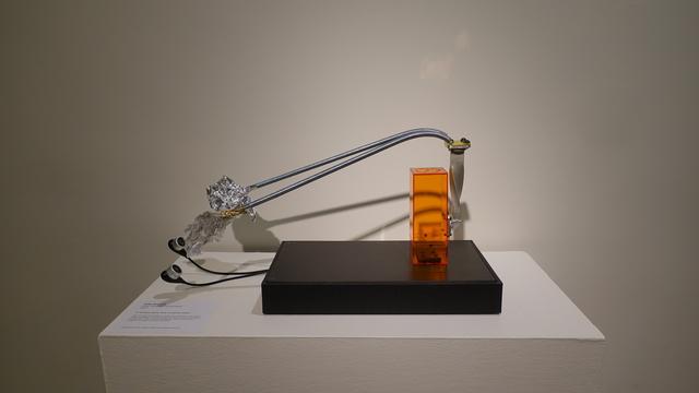 John Driscoll, 'Dual Springs Instrument', 2017, Fridman Gallery