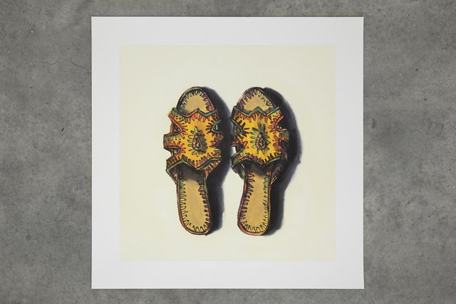 Lisa Milroy, 'Shoes', 2018, Parasol unit foundation for contemporary art