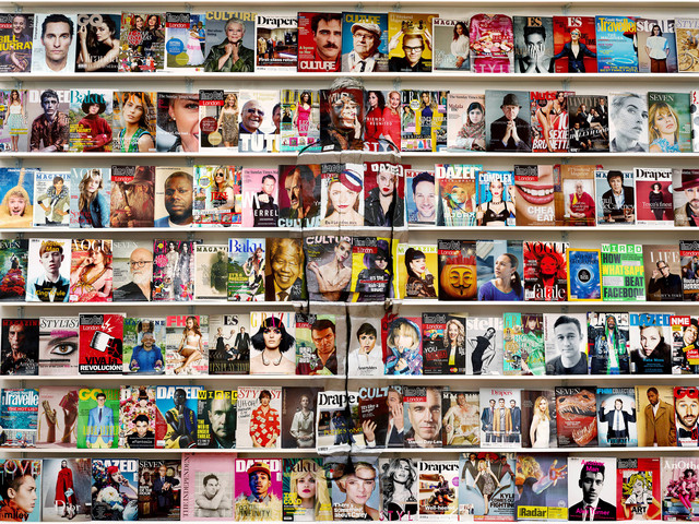 , 'London Magazine,' 2014, HDM Gallery