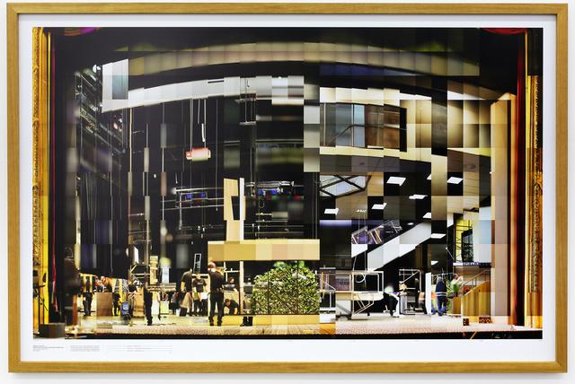 , 'Part I –Construct,' 2012, CHRISTOPHE GUYE GALERIE