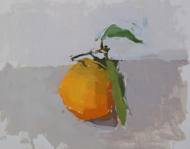 , 'Cretan Orange,' 2017, Sarah Wiseman Gallery