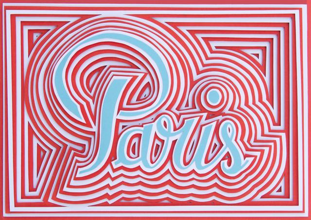 , 'Paris,' 2019, Galerie Art Jingle