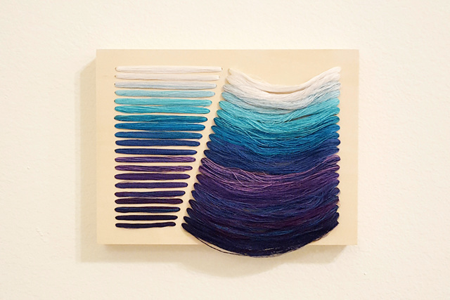 , 'Accumulation (Blue Purple),' 2016, Ro2 Art