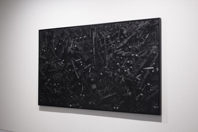 , 'Fragmented Matter,' 2016, rosenfeld porcini