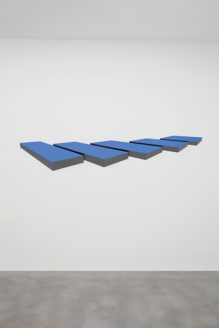 , 'Waves,' 2018, Dep Art