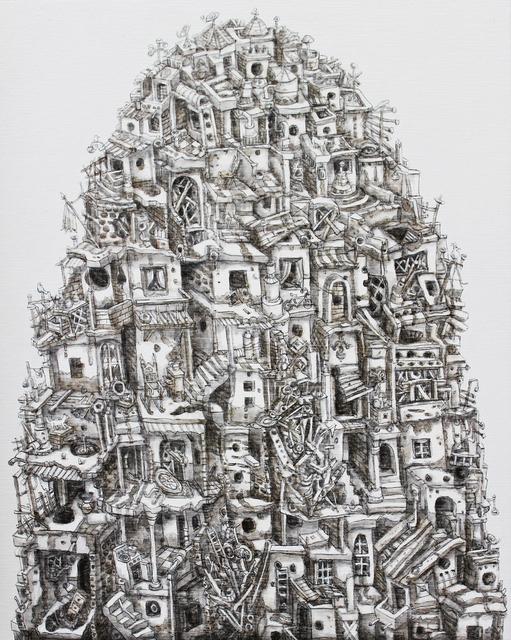 , 'Babylon,' 2014, Elisa Contemporary