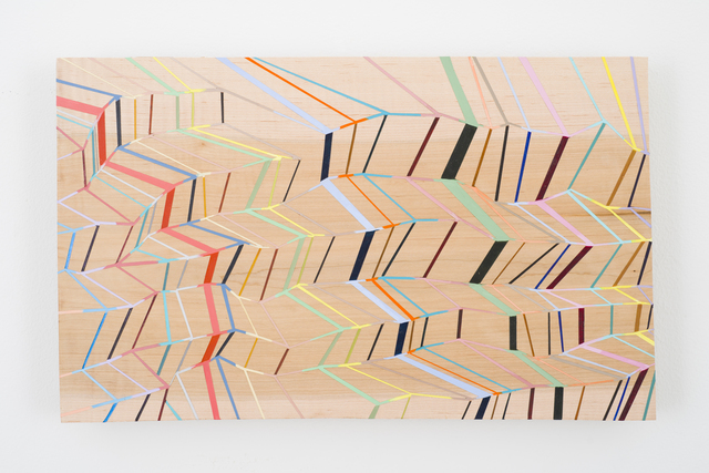 , 'I've Been Drawing Cliffs my Whole Life #2,' 2013, Lora Reynolds Gallery