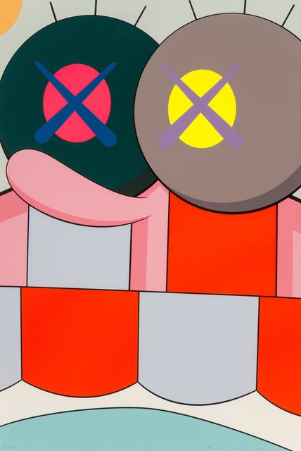 KAWS, 'Untitled, from Blame Game', 2014, Heritage Auctions