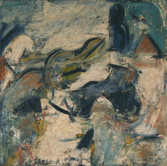 , 'Number 5,' 1955, Robert Miller Gallery