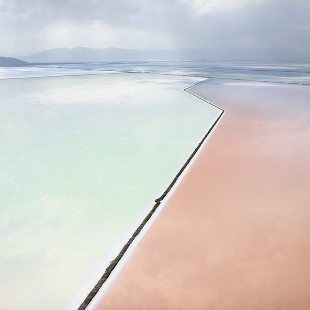 , 'Photosynthetic 1, Great Salt Lake, Utah, 2017,' 2017, Bau-Xi Gallery