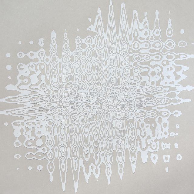 , 'Locus Rackets Hypnotic: Noise 1,' 2013, LMAKgallery