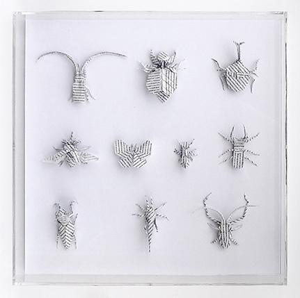 Ricardo Villa, 'Articulando Principios: caixa#1', 2018, Luciana Caravello Arte Contemporânea
