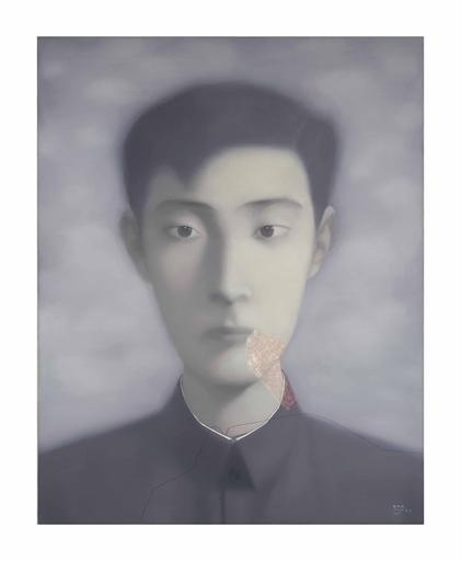 Zhang Xiaogang, 'Bloodline - Big Family: Comrade no. 9', Christie's