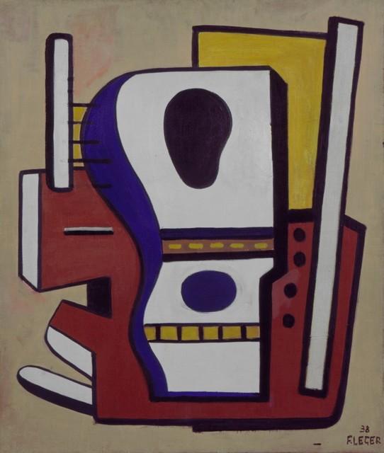 , 'Composition Monumentale,' 1938, Galerie Thomas