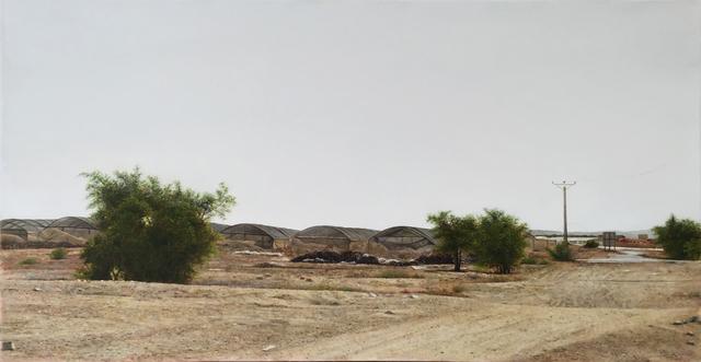 , 'Israeli desert 2,' 2017, Dan Gallery