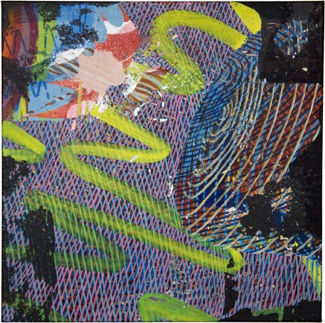, 'Frequenz 109,' 2010, Richard Taittinger Gallery